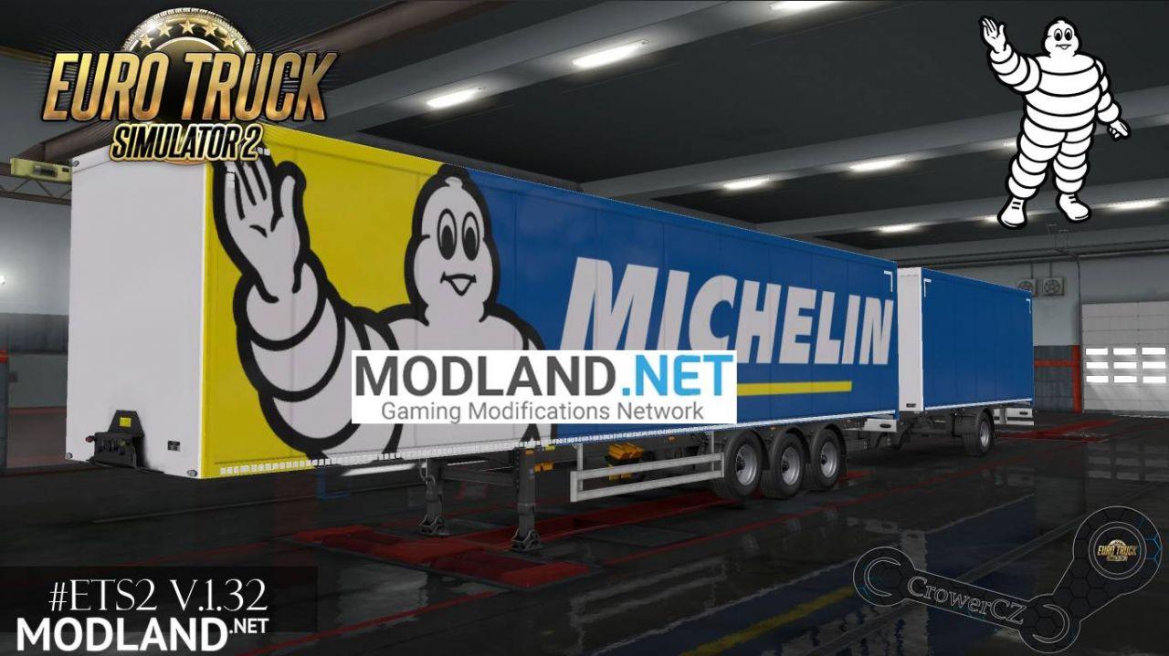 Michelin Ownership Trailer Skin