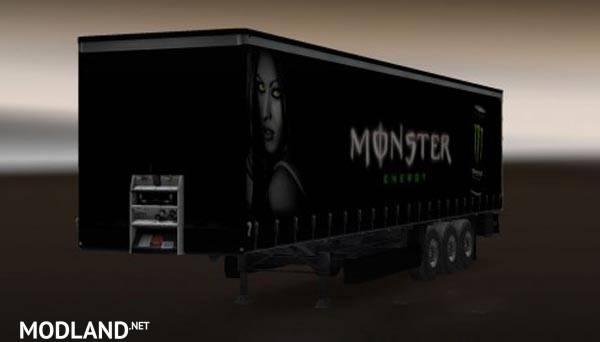 Monster Energy Trailer