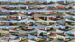 Trailers and Cargo Pack by Jazzycat v 7.7, 1 photo