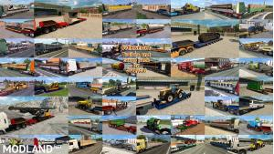 Overweight Trailers and Cargo Pack by Jazzycat v 8.0