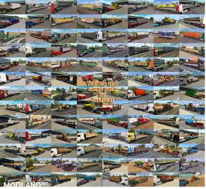 Trailers and Cargo Pack by Jazzycat v 8.1, 2 photo