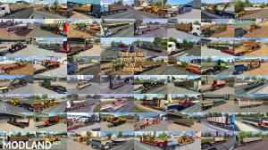Trailers and Cargo Pack by Jazzycat v 7.6, 2 photo