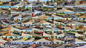 Trailers and Cargo Pack by Jazzycat v4.9.1, 3 photo