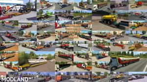 Overweight Trailers and Cargo Pack by Jazzycat v 7.6, 2 photo