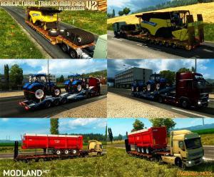 Agricultural Trailer Mod Pack v 2.2.1, 1 photo