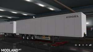 ETS2 Ownership Trailers - Skins, 5 photo