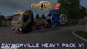 Faymonville Heavy Pack v1 [1.27], 3 photo