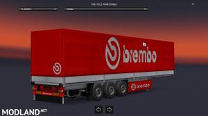 Brembo trailer skin 1.22