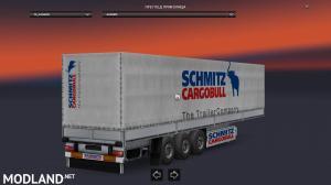 Schmitz Trailer skin 1.22