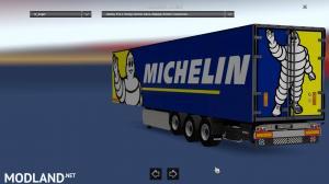 Kögel Trailer Michelin, 2 photo