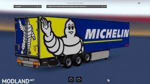 Kögel Trailer Michelin, 3 photo