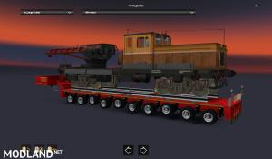 Pack trailers Heavy Cargo for Russian open spaces v5.0 [1.35], 1 photo