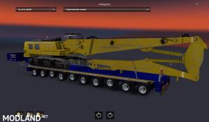 Pack trailers Heavy Cargo for Russian open spaces v5.0 [1.35], 2 photo