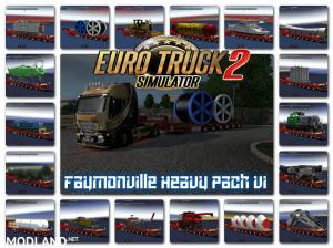Faymonville Heavy Pack v1 [1.27], 2 photo