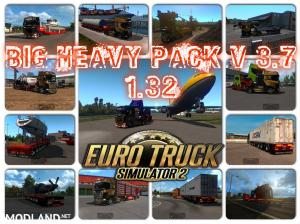 Big Heavy Pack v3.7-1.32, 2 photo