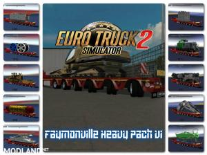 Faymonville Heavy Pack v1 [1.27], 1 photo
