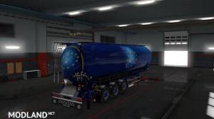 Owned Feldbinder silo trailer v1.1 fixed [1.35], 3 photo