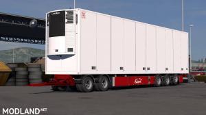 Ekeri Tandem trailers ADDON v2.0.2 by Kast, 1 photo