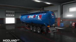 Owned Feldbinder silo trailer v1.1 fixed [1.35], 1 photo