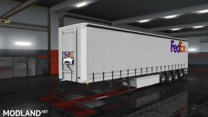 FedEx Trailer v.1.2 for SCS boxed trailer ***FIXED LINK***, 2 photo