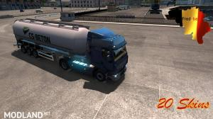 Trailer Pack Cistern 1.33.x, 1 photo