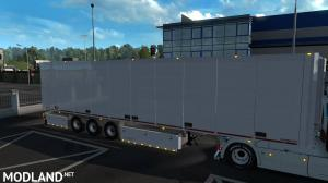 Schmitz refrigerated semi-trailer owned for 1.36, 2 photo
