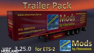 Trailer Pack by Omenman v 3.25.0, 1 photo