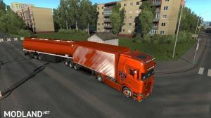B-Train With Cistern [MP-SP] [TruckersMP] [Multiplayer], 1 photo