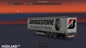 Bridgestone Trailer, 1 photo