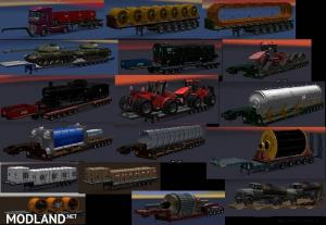 Chris45 Trailers Pack v 9.14 1.35, 2 photo