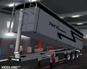 DMT Truckstyling Transport Standalone Trailer 1.33,1.34, 1 photo