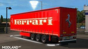 Trailer Ferrari Chrome Edition 1.34 – 1.35xx, 1 photo