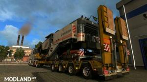 heavy cargo , 1 photo