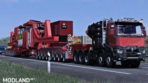 Mega Trafo Transport (Oversize), 1 photo