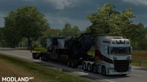 ATS Heavy Cargo in ETS2 v1.2