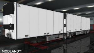 Ownable NTM semitrailer for VAK Vslider addon, 1 photo