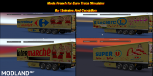 Ets2 Trailer Skin Pack sexy
