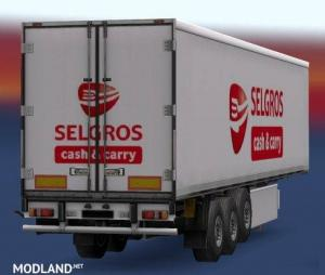 Real Trailers by ALEX for ETS2 v 5.4, 3 photo