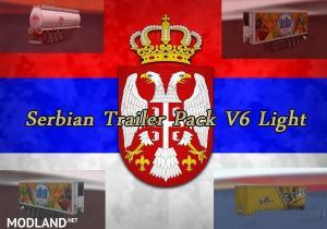 Serbian Trailer Pack V6 Light