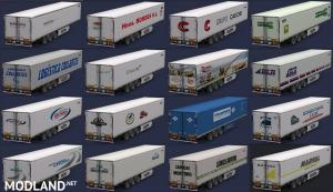 Chereau trailers, food companies, 1 photo