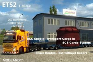 DLC Special Transport in SCS Cargo System, 1 photo