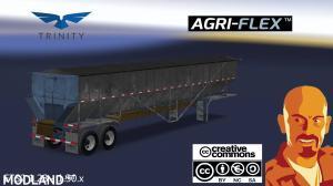 TRINITY AGRI-FLEX TRAILER ETS2