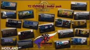 TZ Express Trailers Pack, 1 photo