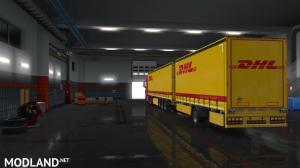 DHL Trailer Skin (Owned SCS Trailer), 3 photo