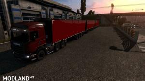 Triple Trailer High Capacity Trailer - External Download image