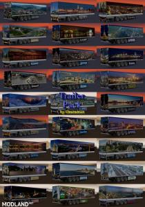 Trailer Pack Cities of Russia 3.8 (for version 1.24), 2 photo