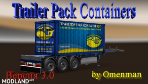 Trailer Pack Containers 3.0 (for version 1.24)