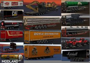 Chris45 Trailers Pack v 9.01, 1 photo
