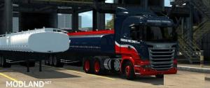 Trailers Pack by Victor Rodrigues [RCTEAM] v 1.3 for ETS2 1.26.x, 1 photo