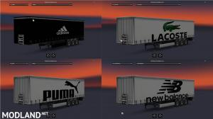 Adidas, New Balance, Puma & LaCoste Trailer Pack By Gile004 , 1 photo